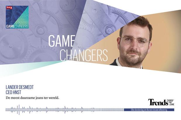 Trends Podcast met Lander Desmedt (HNST): 'Continu het status quo ter discussie stellen'