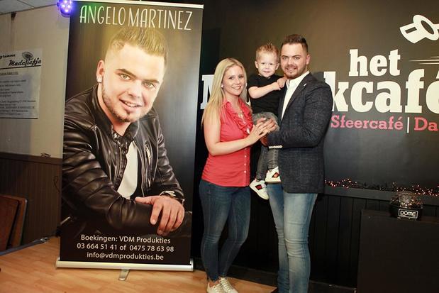 Angelo Martinez droomt van een carrière zoals zijn groot voorbeeld Tino Martin in Nederland