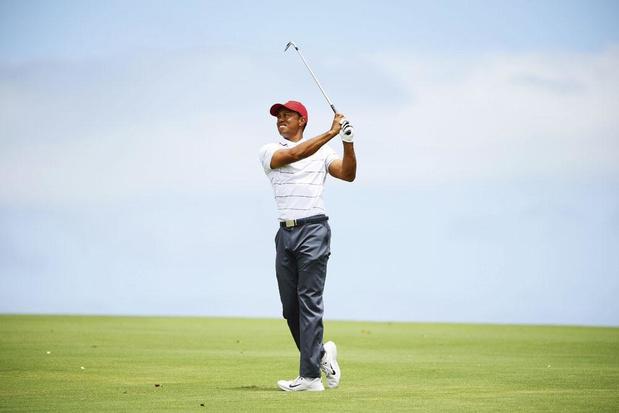 Tiger Woods kan collectief denken