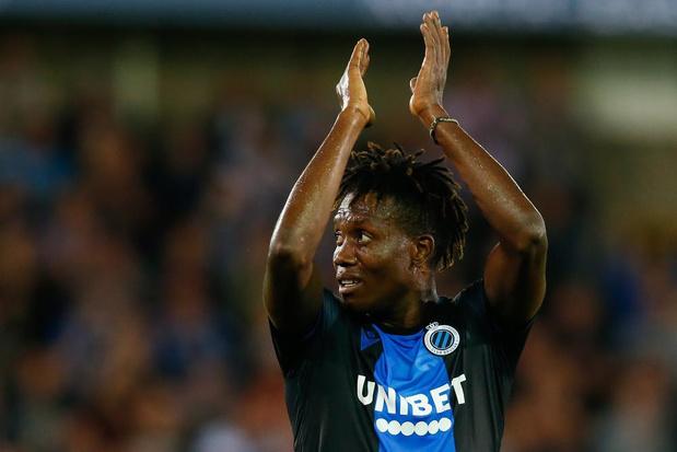 David Okereke: via Club Brugge naar Engeland