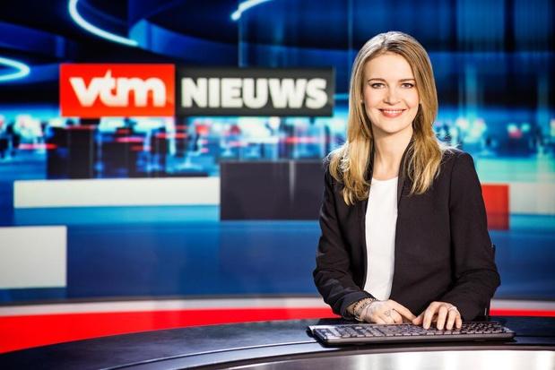 Nieuwsanker Elke Pattyn verlaat de VTM Nieuwsdienst