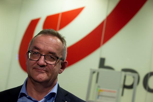 Bpost-topman Jean-Paul Van Avermaet ontslagen