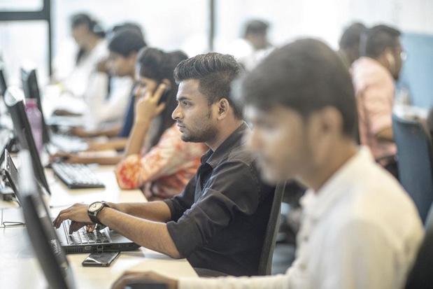 Le boom des travailleurs indiens en Belgique
