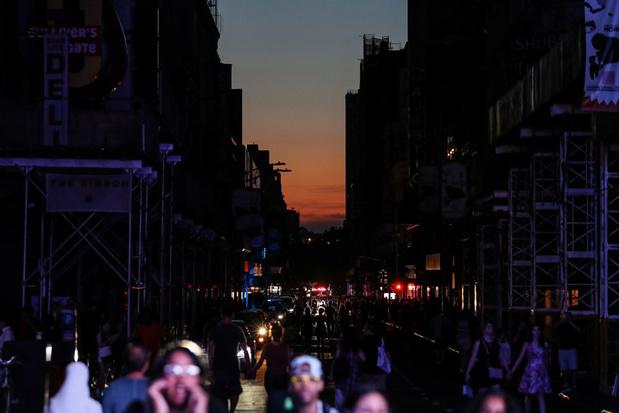 Stroompanne zet 73.000 mensen zonder elektriciteit in New York