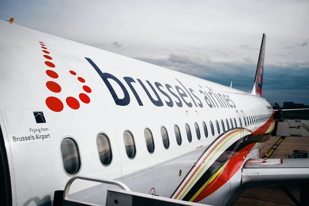 Brussels Airlines ontkent geruchten over 'virtueel faillissement'