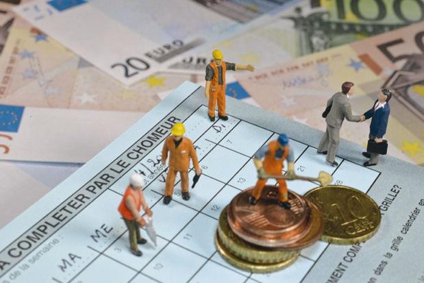 En mars, plus de 54.000 intérimaires ont perdu leur travail