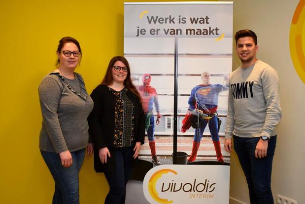 Interimkantoor Vivaldis Office opent de deuren in Ieper