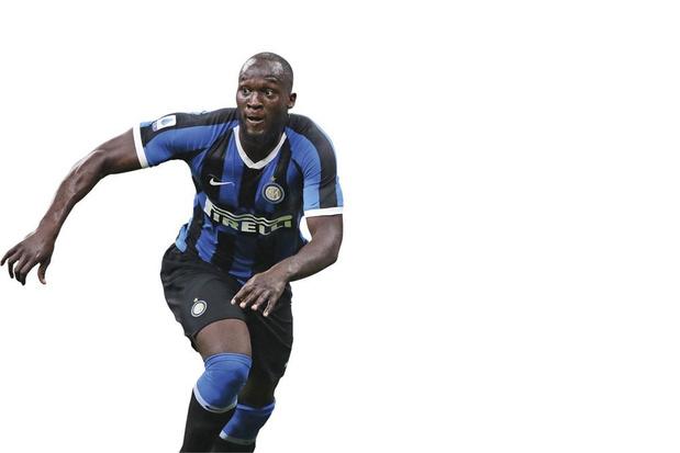 Romelu Lukaku à l'Inter, c'est du lourd !