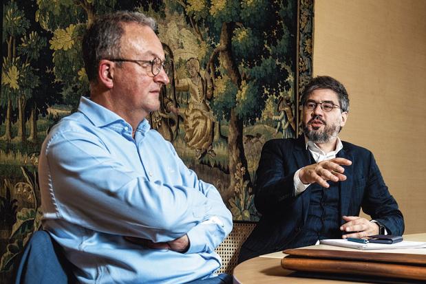 Kris Vansanten en Laurent Arnauts, de luizen in de pels van Nyrstar-eigenaar Trafigura: 'Het is een stinkend potje'