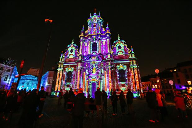 Brussels lichtfestival krijgt er een nieuw parcours bij