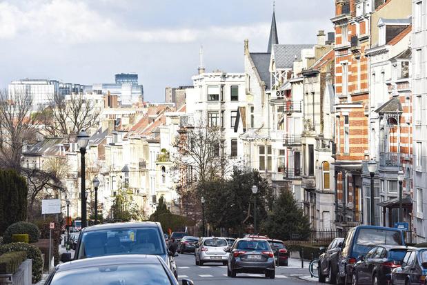 Ixelles se rapproche de la barre des 500.000 euros pour les appartements