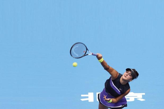 """"""" Elle joue le tennis du futur """""""