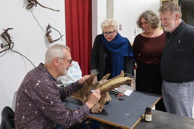 Deeltijds Kunstonderwijs in Brugge barst uit zijn voegen