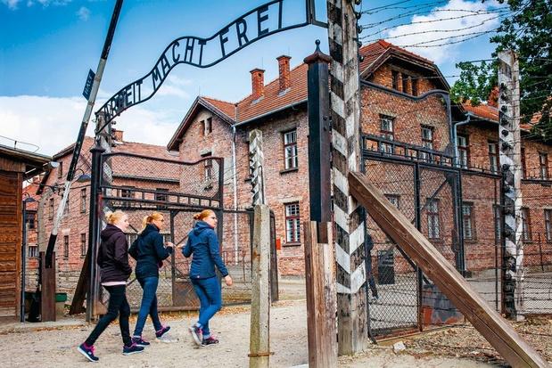 Nouveau record de visiteurs au musée d'Auschwitz en 2019