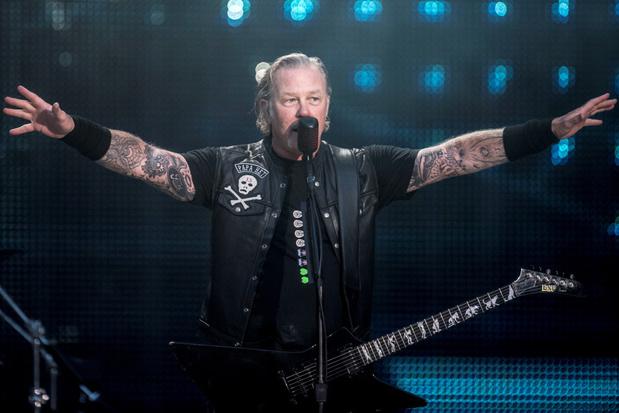 Rock Werchter 2022 pakt uit met Metallica