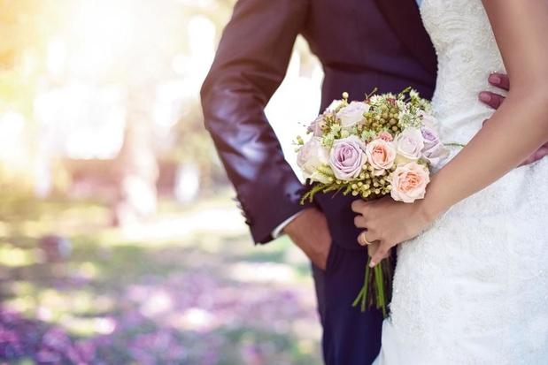 Recul notable des mariages célébrés en 2020