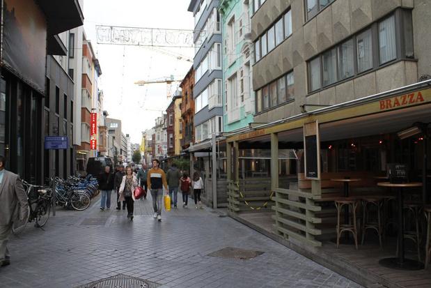 Dief opgepakt na moeilijkheden in Oostendse uitgaansbuurt