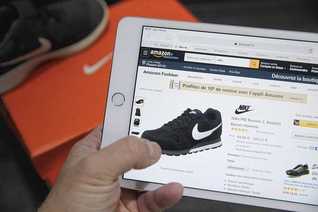 Nike se retire d'Amazon