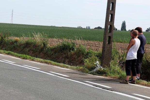Jonge bromfietser overlijdt na ongeval in Heestert