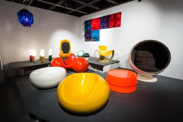Un nouvel espace consacré au design belge au coeur de l'Adam