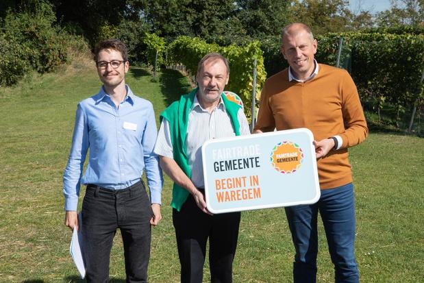 Waregem wint prijs voor beste ondersteuning als FairTradeGemeente, Brugge is eerlijkste gemeente