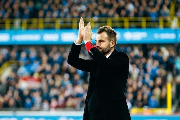 Club Brugge bevestigt: trainer Ivan Leko vertrekt
