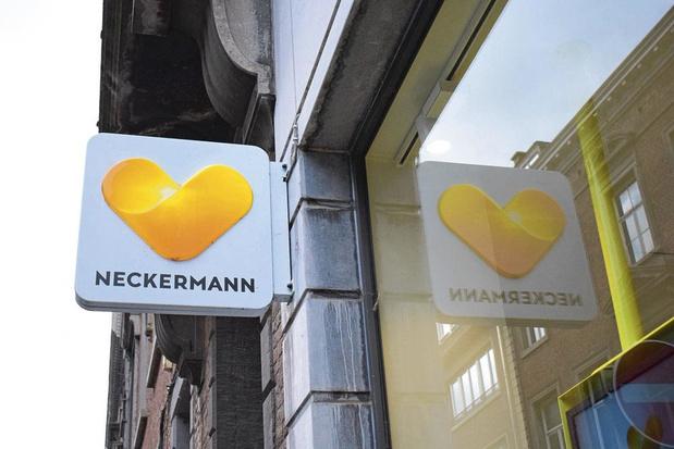 Un peu de patience avant de voir les 62 magasins Neckermann tourner à plein régime