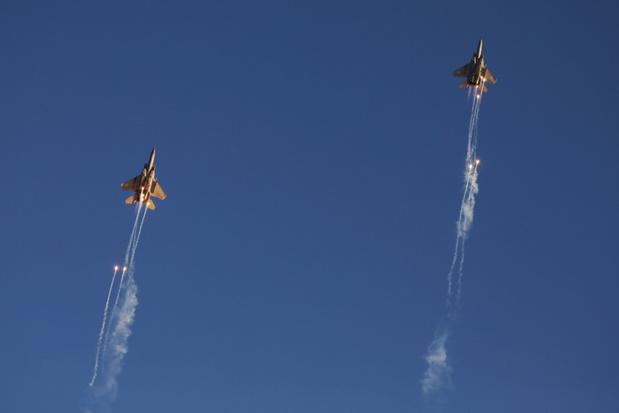 Israëlisch leger bombardeert doelwitten in Syrië