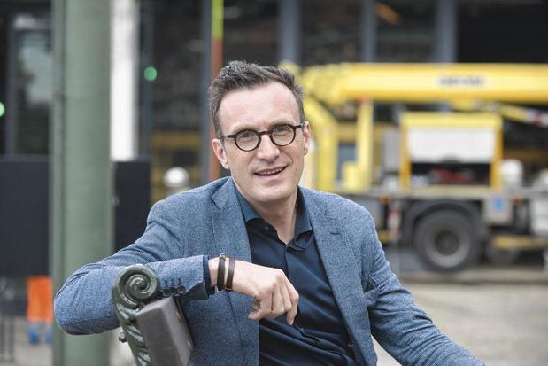 """Pascal Smet (Secrétaire d'Etat bruxellois à l'Urbanisme): """"Je vais donner un cadre et des garanties aux promoteurs"""""""