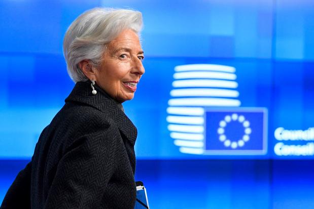 ECB leent banken 1.300 miljard euro tegen bodemrente