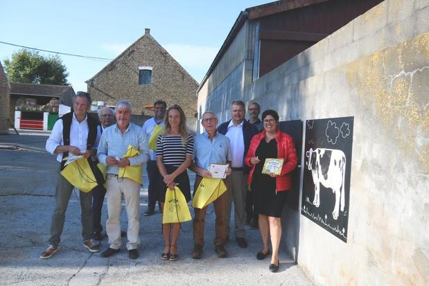 Eerste boterclubtocht officieel geopend in Diksmuide