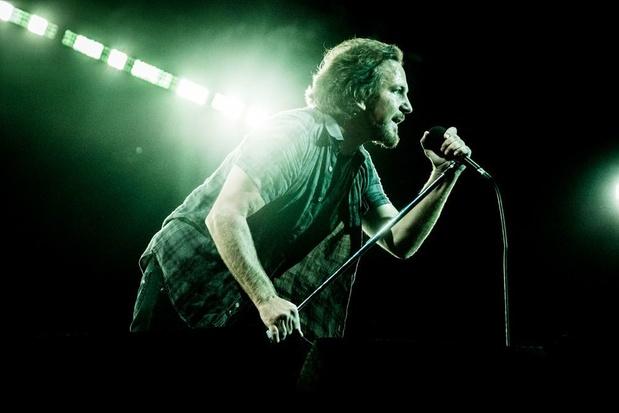 Pearl Jam komt naar Rock Werchter 2022