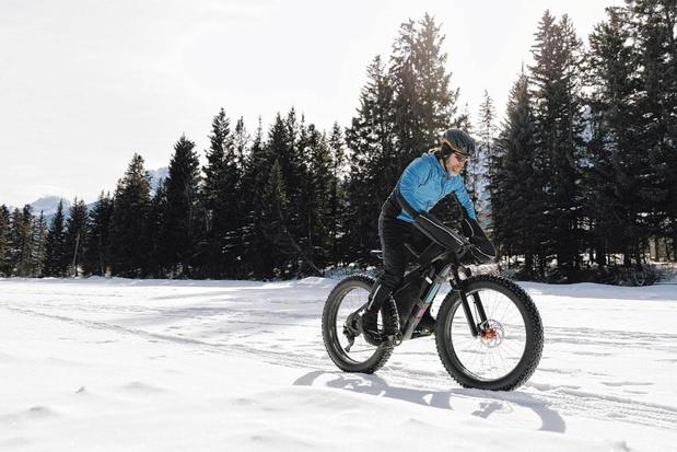 Sports d'hiver, mais sans ski alpin !