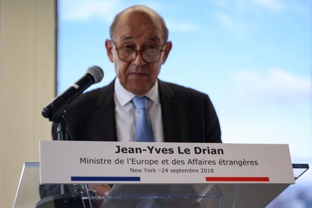 Parijs stelt Ankara deadline na spanningen in Middellandse Zee