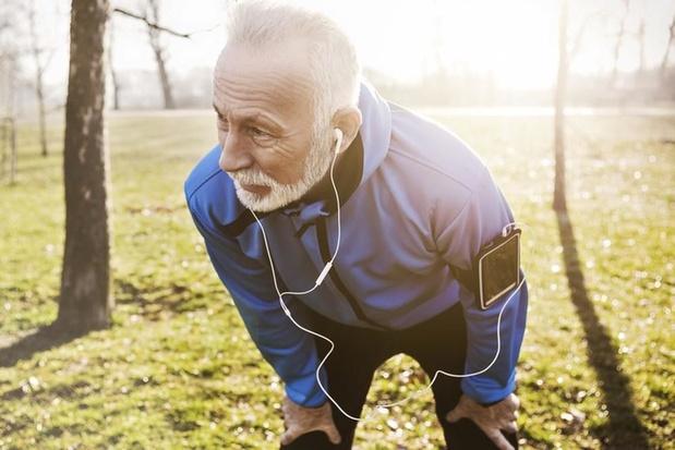 Vermoeid brein leidt tot slechtere fysieke prestaties