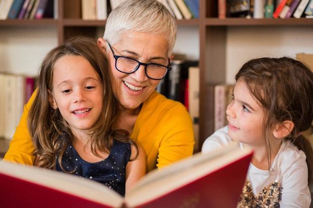 Krik het leesniveau van je kleinkind op