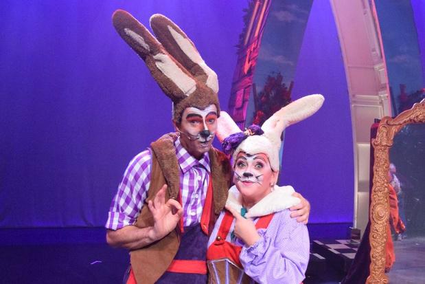 West-Vlaams dialect zorgt voor portie humor in musical 'De prinses en de toverspiegel' in Antwerpen
