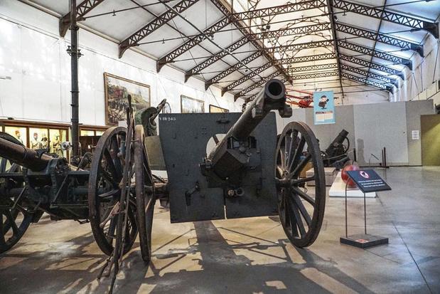 Nul besoin d'être historien pour diriger le War Heritage Institute