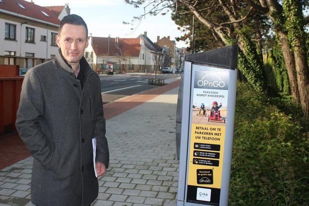 In stilte uitgeschakelde parkeermeters Oostende: bewoners en parkeerders worden vergoed