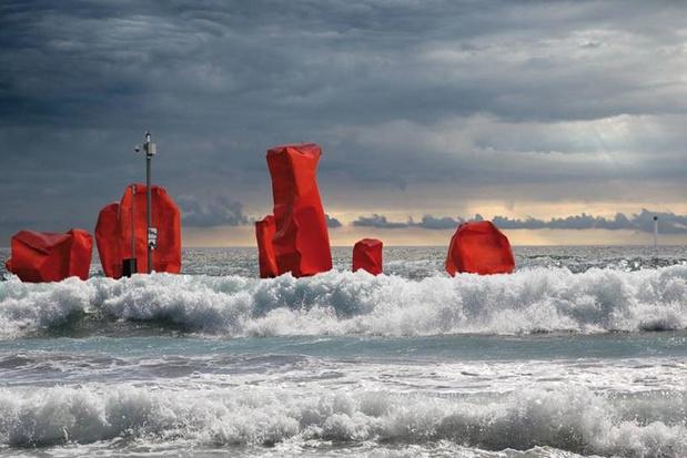 Muur op dijk in strijd tegen stijgende zeespiegel?