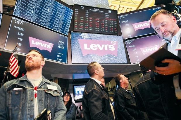Levi Strauss cartonne en Bourse
