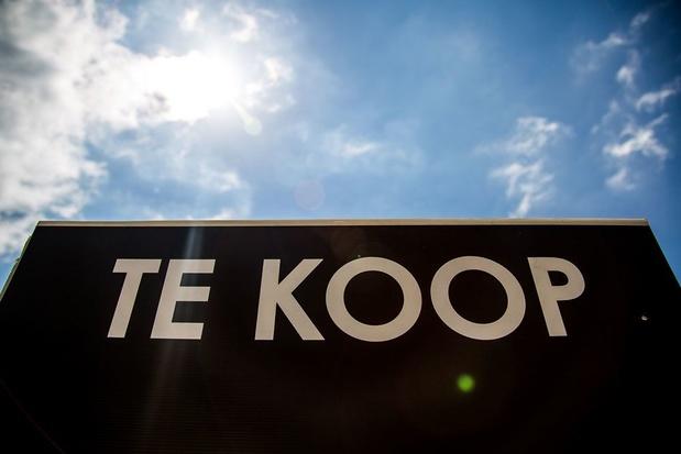 Statbel: woning in Vlaanderen bijna 10 procent duurder dan vorig jaar