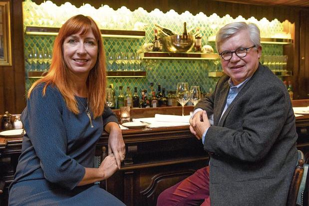 Les rencontres de L'Écailler du Palais Royal: Pascale Delcomminette face à Philippe Gloaguen