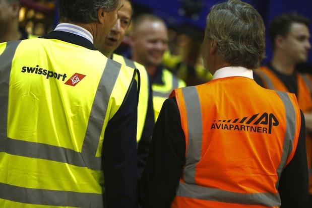 'Waarom kreeg Aviapartner 25 miljoen euro en Swissport niets?'