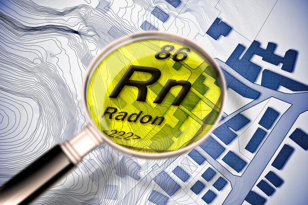 10 procent van de longkankers zou verband houden met blootstelling aan radon