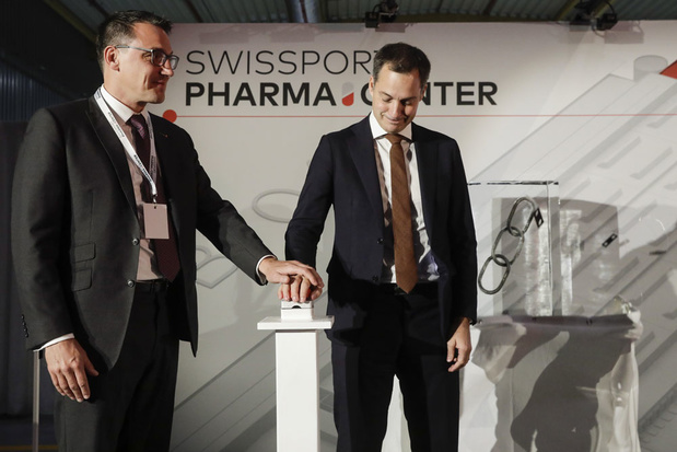 Swissport opent farmacentrum op Brussels Airport
