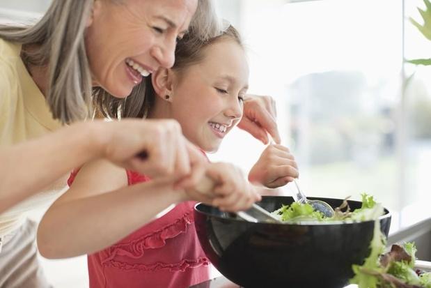Do's en dont's voor een geslaagd etentje met de kleinkinderen