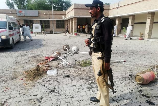 Zes dodelijke slachtoffers bij zelfmoordaanslag in Pakistan