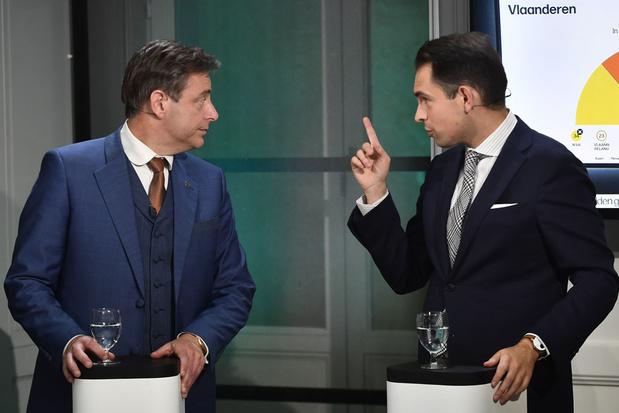 De Wever doet deur voor samenwerking met Vlaams Belang onherroepelijk dicht