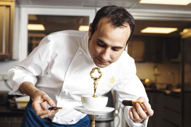 """François Perret, meilleur pâtissier du monde: """"Il faut désacraliser tout ça"""" (+ 3 recettes)"""